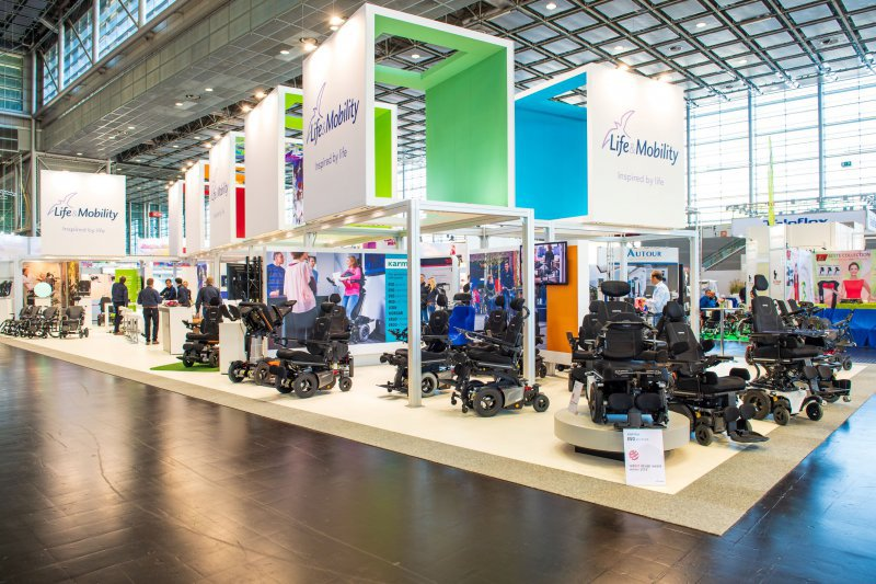 Rehacare 2018: the Highlights!