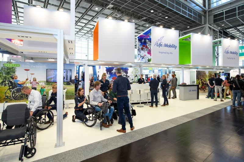 Life & Mobility is not taking part in the Rehacare 2020