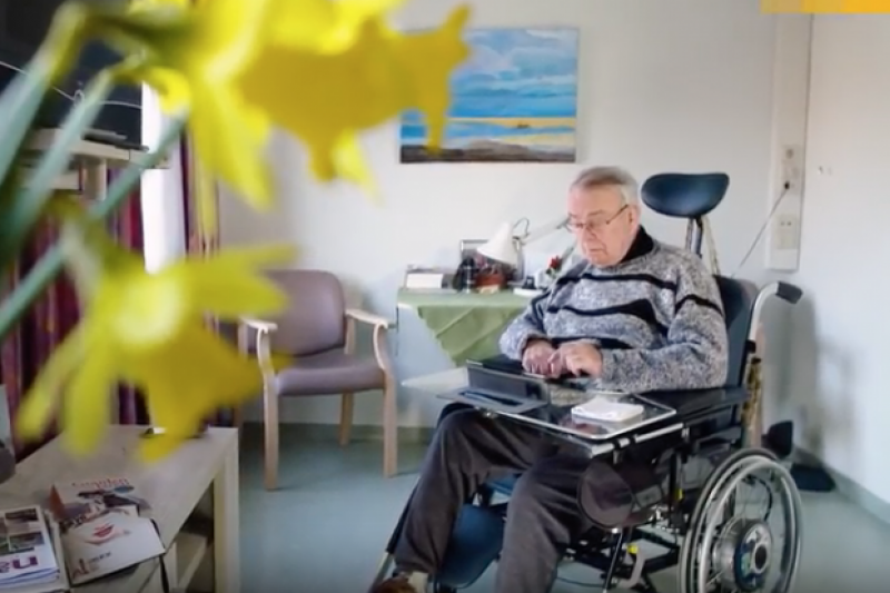 SAP and Life & Mobility created an advanced Smart Wheelchair prototype